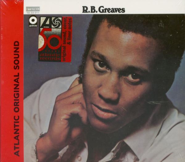R.B. Greaves (CD)