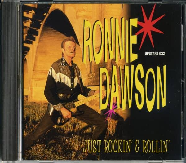 Just Rockin' & Rollin' (CD)