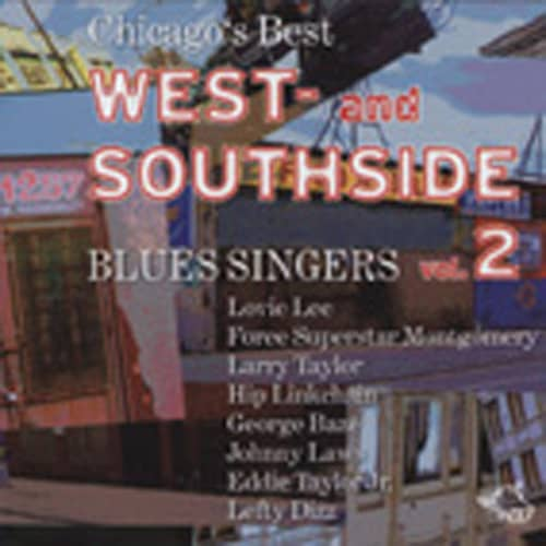 Best Of West & Southside Blues Singers Vol.2