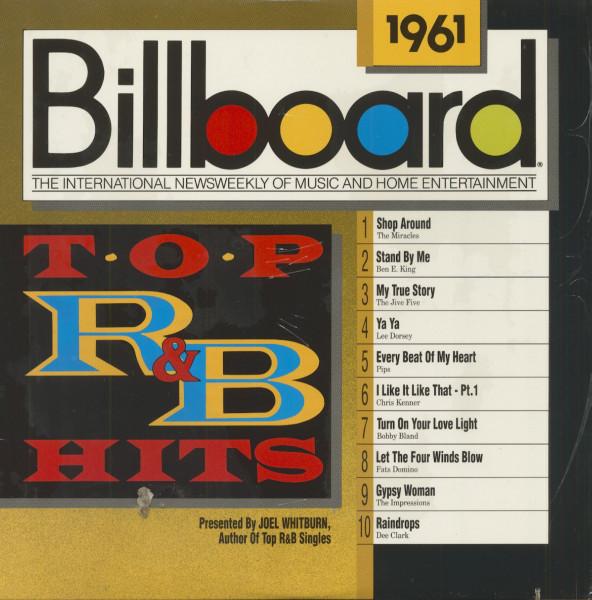 Billboard Top R&B Hits - 1961