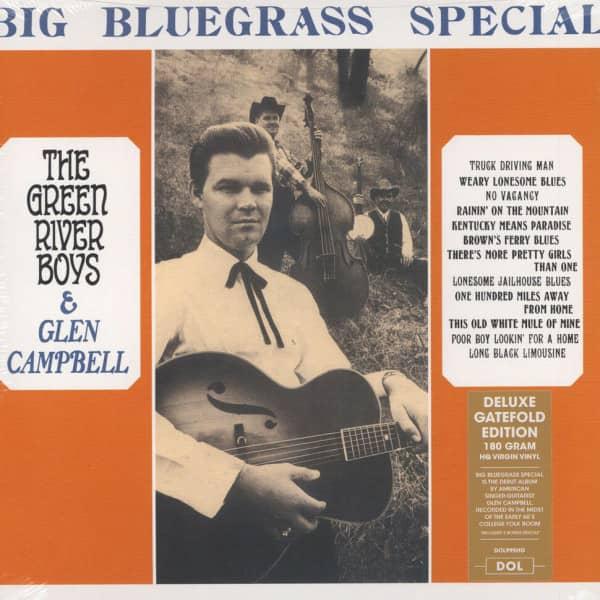 Big Bluegrass Special (LP, 180g Vinyl)