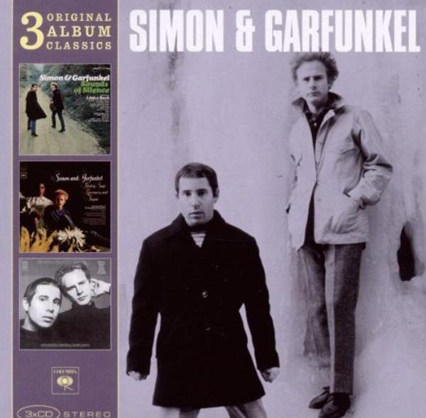 Three Original Album Classics (3-CD)