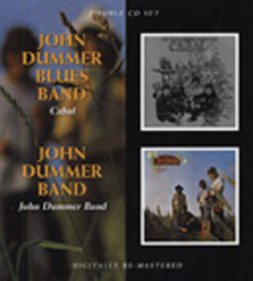 Cabal - John Dummer Blues Band (2-CD)