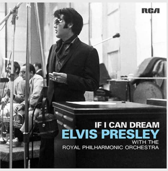 If I Can Dream (2-LP) 180 Gram Audiophile Vinyl - EU Pressing