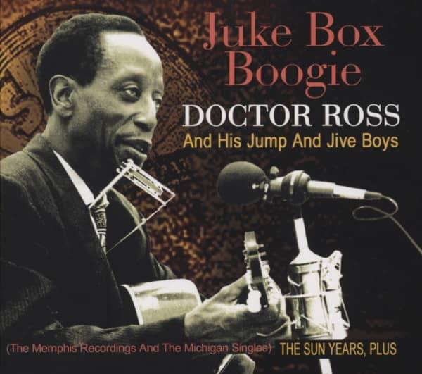 Juke Box Boogie, The Sun Years, Plus (CD)