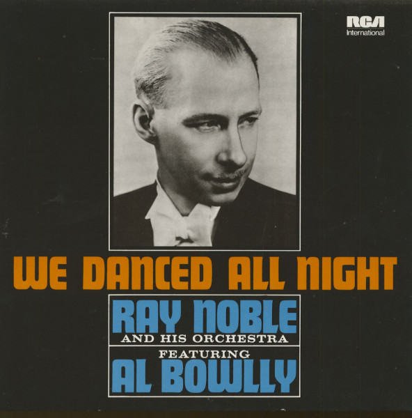 We Danced All Night (LP)