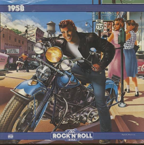 The Rock & Roll Era 1958 (2-LP)