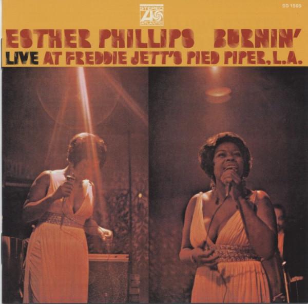 Burnin' - Live At freddie Jett's Pied Pier