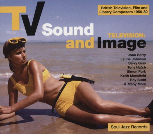 TV Sound And Image (2-CD - 48p.Booklet)
