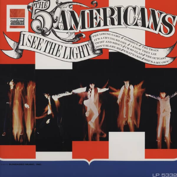 I See The Light (1966) 180g Limited Edition