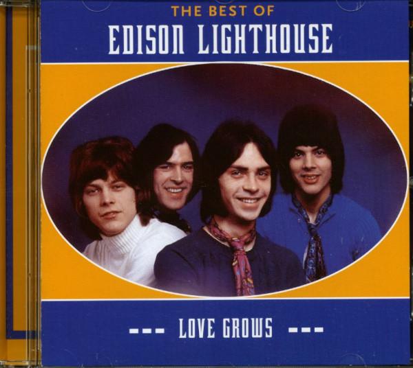 Love Grows - Best Of (CD)