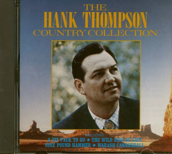 The Hank Thompson Country Collection (CD)