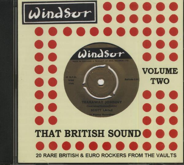 That British Sound Vol.2 (CD)