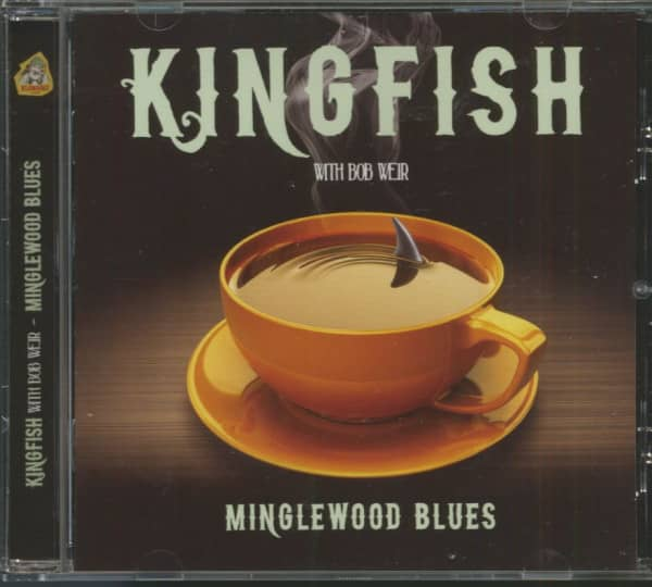 Minglewood Blues (CD)