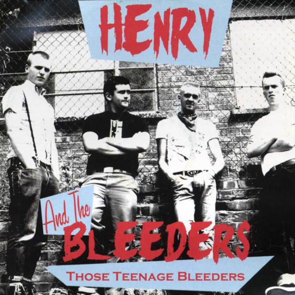 Those Teenage Bleeders