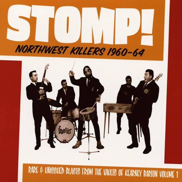 Northwest Killers Vol.1 - Stomp! 1960-64 (LP)