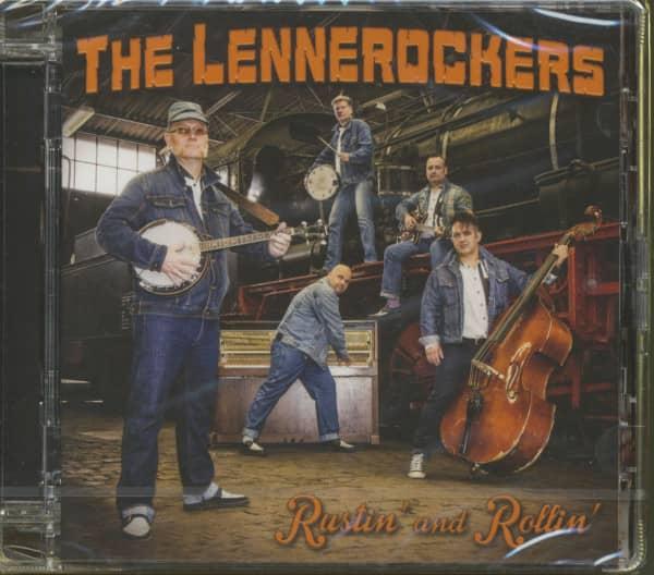Rustin' And Rollin' (CD)