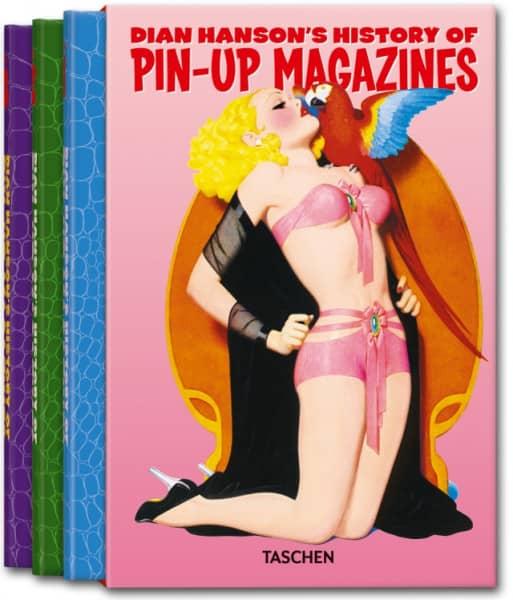 Dian Hanson: Vol.1-3 1900s - 1960s (3-Books)