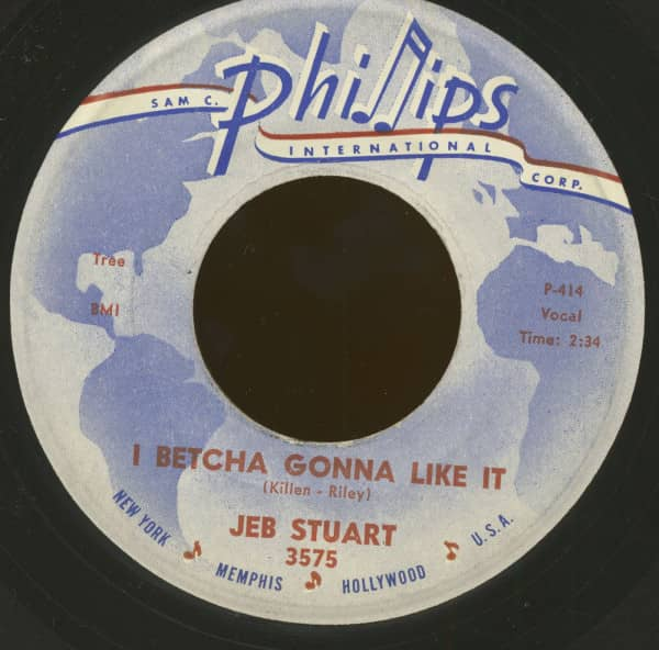 I Betcha Gonna Like It - Little Miss Love (7inch, 45rpm)