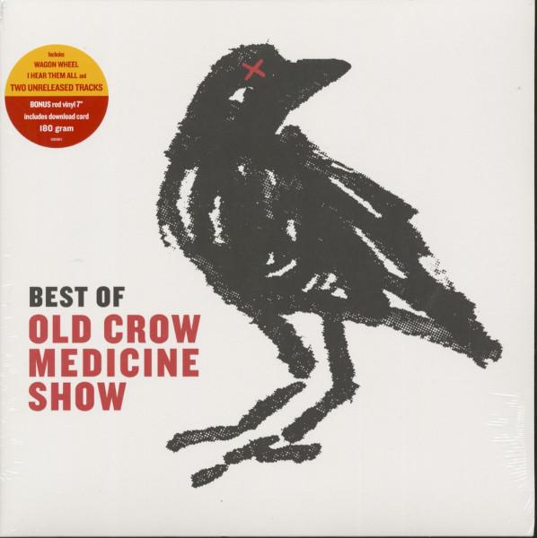 Best Of Old Crow Medicine Show (LP & 7inch, 180g Vinyl )