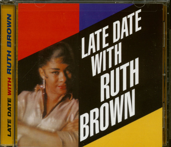Late Date With Ruth Brown (CD)