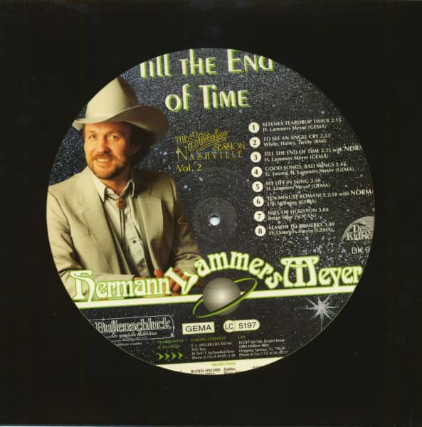 Till The End Of Time - The Starday Nashville Session Vol.2 (LP, Picture Disc, Ltd.)