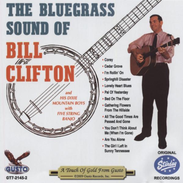 The Bluegrass Sound Of Bill Clifton (SLP 159)