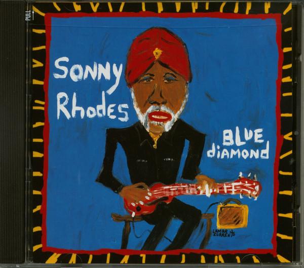 Blue Diamond (CD)
