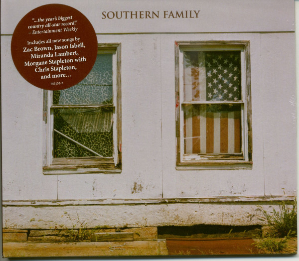 Southern Family (CD)