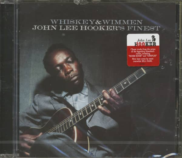 Whiskey And Wimmen - John Lee Hooker's Finest (CD)
