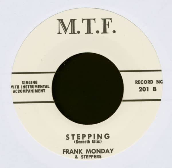 Stepping - Lonely Echoes (7inch, 45rpm)
