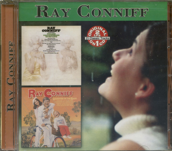 You Are The Sunshine Of My Life & Laughter In The Rain (CD)