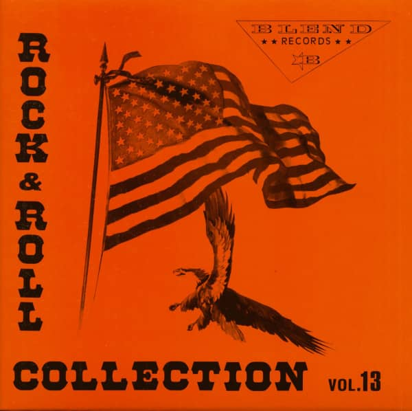 Rock & Roll Collection Vol.13 (LP)