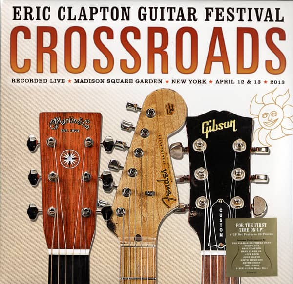 Crossroads Guitar Festival 2013 (4-LP)