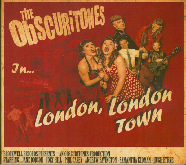 In London, London Town
