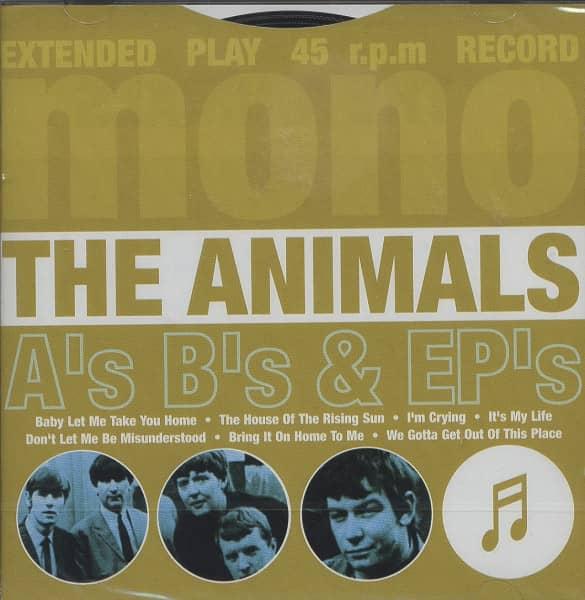 A's B's & Ep's (CD)