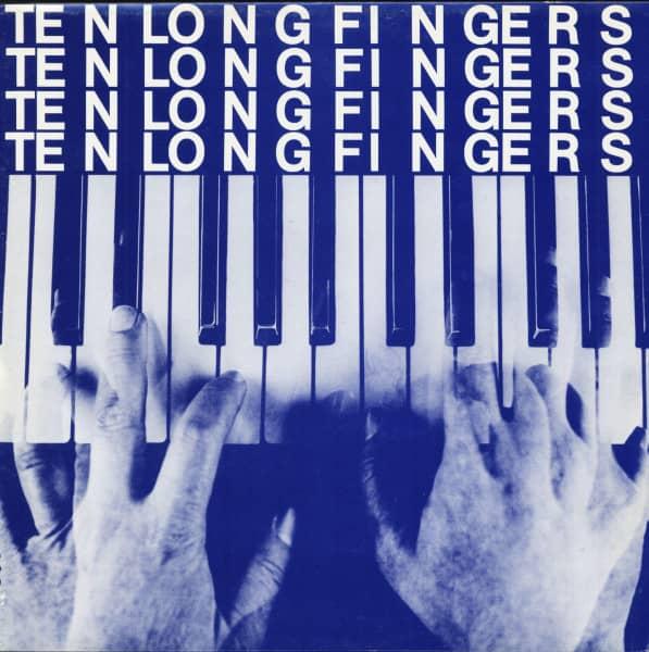 Ten Long Fingers - 1950s Piano Rockers (LP)