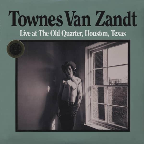 Live At The Old Quarter, Houston,TX (2-CD)