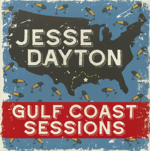 Gulf Coast Sessions (LP, Pink Vinyl)