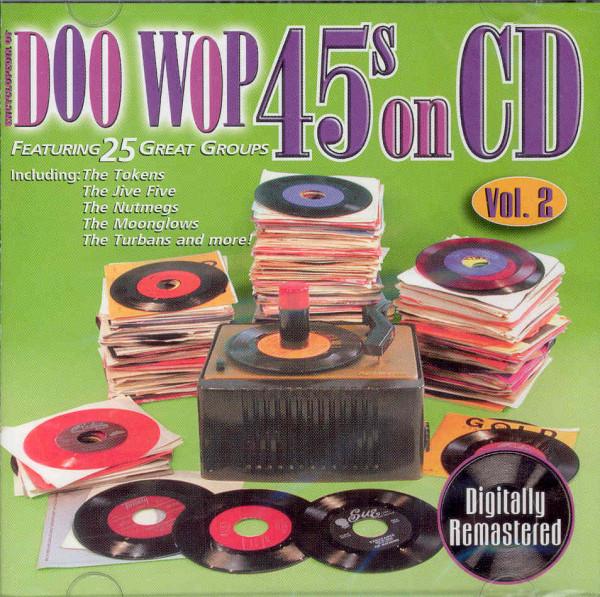 Vol.2, Doo Wop 45s On CD