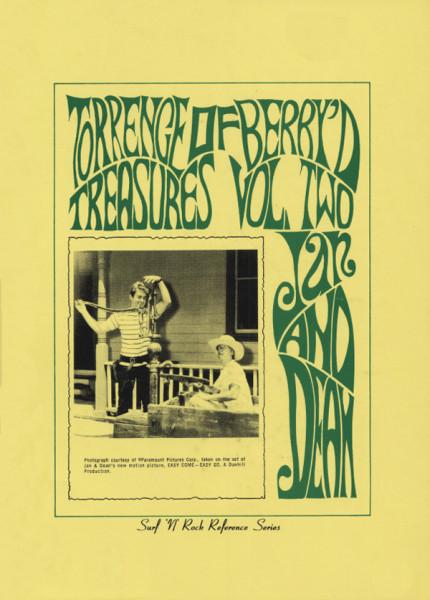 Vol.2, Torrence Of Berry'd Treasures