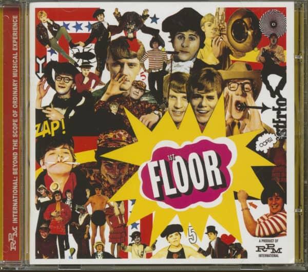 1st Floor ... plus (CD)