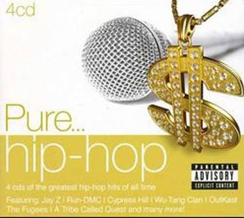 Pure Hip Hop 4-CD