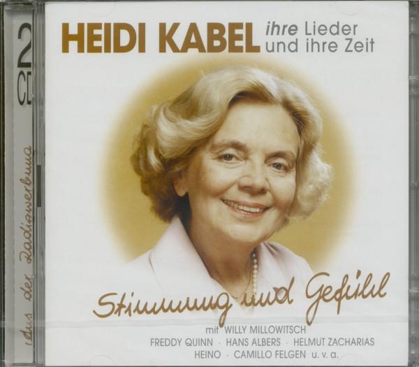 Ihre Lieder und ihre Zeit 2-CD
