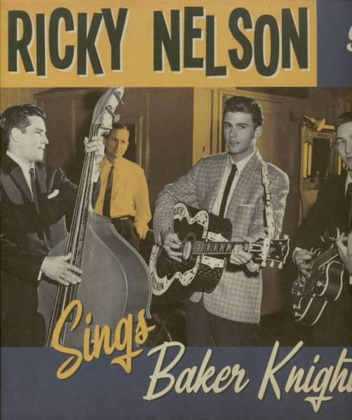 Sings Baker Knight (LP, 10inch)