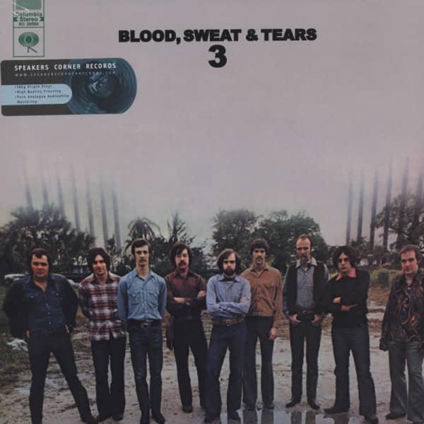 3 (1969) 180g Rmst.Gatefold - Klappcover
