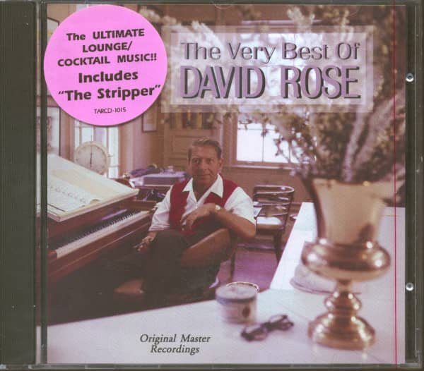 The Very Best Of David Rose (CD)