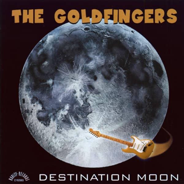 Destination Moon (CD)