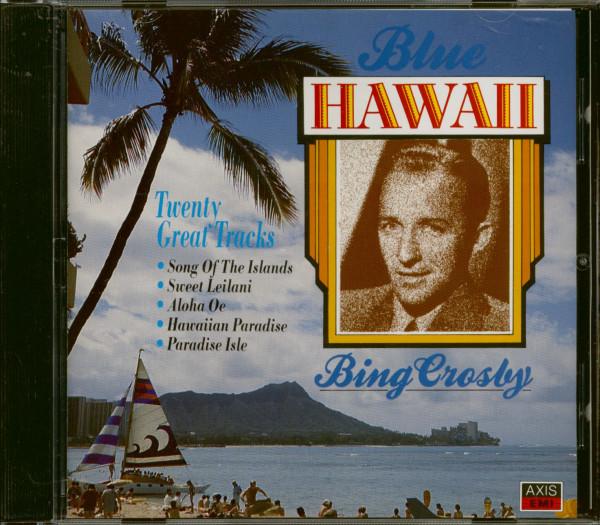 Blue Hawaii (CD)