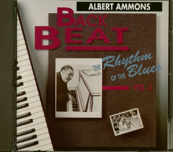 Back Beat - The Rhythm of the Blues Vol. 2 (CD)